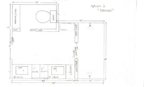Standard Water Closet Dimensions by Closet Dimensions And Needs We Received The Following In
