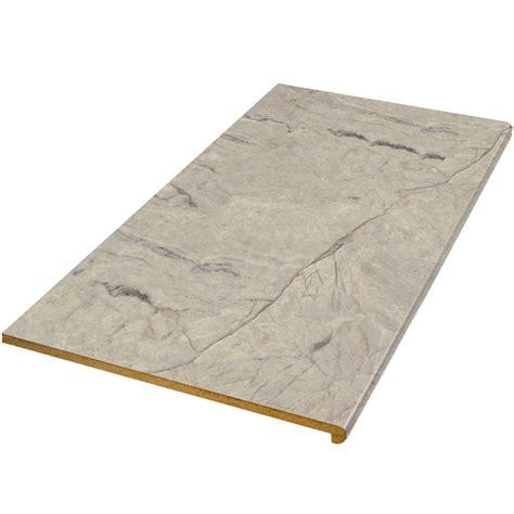 shop vt dimensions formica 6 ft silver quartzite scovato