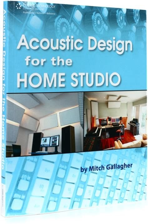 thomson course technology acoustic design for the home