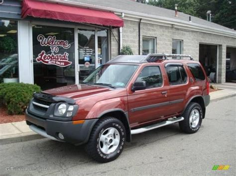 2002 sedona metallic nissan xterra xe v6 4x4 16274489 gtcarlot car color galleries
