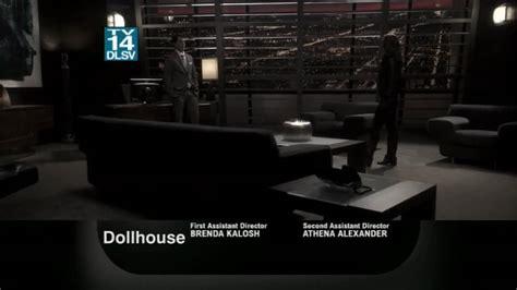dollhouse 2009 trailer dollhouse season 2 episode 11 trailer