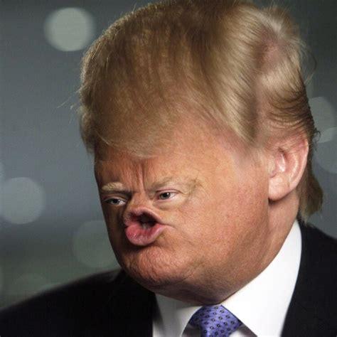 donald trump funny face trump s face vs photoshop funny cool stuff