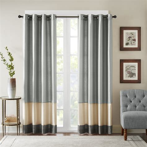 cheap brown curtains blue and brown curtains cheap sale ease bedding with style