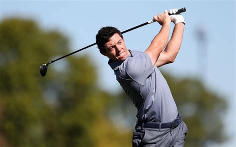 rory mcilroy admits irony  world golf championship