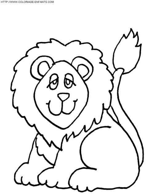 dibujos para colorear y imprimir para ni os dibujo leones a colorear paginas de dibujos animales