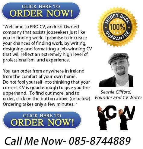 cv writing service kildare