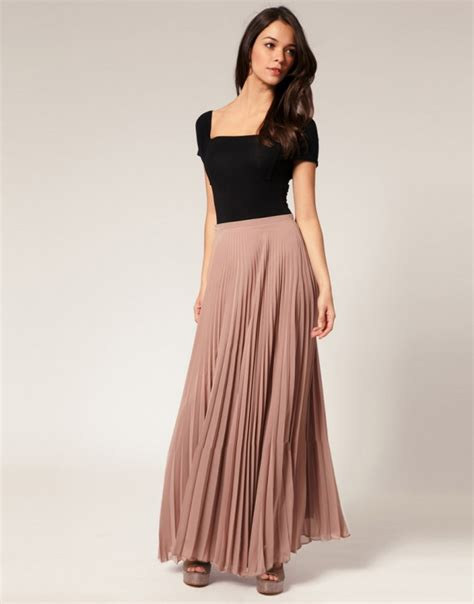 Home Design Trends Spring 2015 by Women Fashion Trend Long Skirts Trends