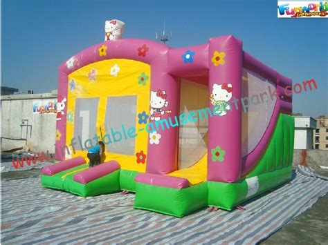 kitty rent inflatable bouncer  castle