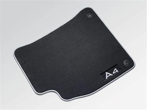 Audi A4 Car Mats Genuine by 2016 Audi A4 Genuine Accessories