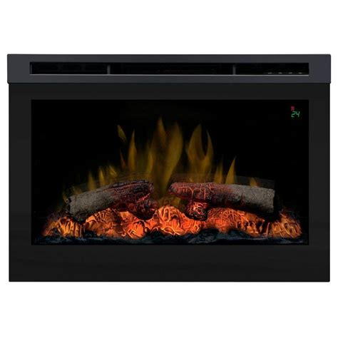 Electric Fireplace Inserts Dimplex by Dimplex 25 In Electric Firebox Fireplace Insert Df2524l