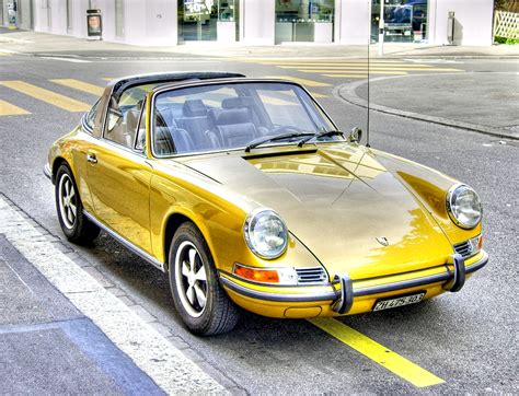 Goldener Porsche by File Golden Porsche Targa Jpg Wikimedia Commons