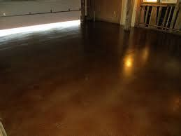 Acid Stained Concrete Flooring: Charlotte, NC: Floyd's