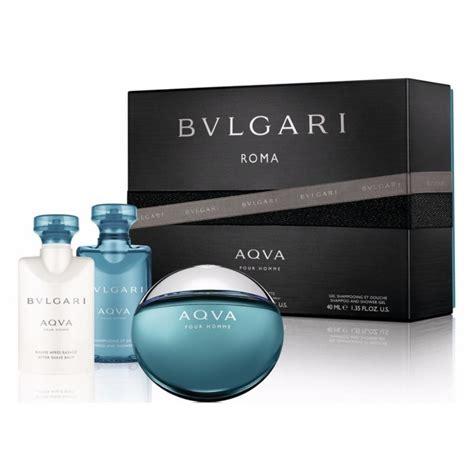 Parfum Bvlgari Limited Edition bvlgari aqva pour homme gift box limited edition