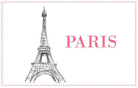 Printable Paris Pictures | wedding table place cards free printables cities around