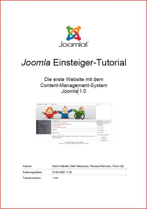 joomla tutorial deutsch pdf typo3 pdf anzeigen