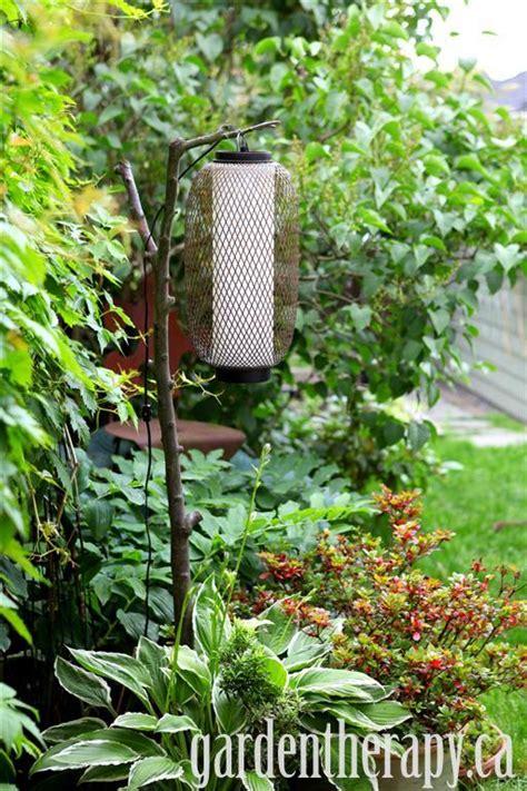 outdoor garden crafts diy outdoor l garden therapy
