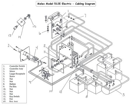 ezgo pds 36v battery wiring diagram free wiring