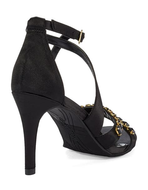 kenneth cole high heels kenneth cole reaction pin heels in black lyst