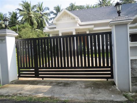 house gates design design gate house modern house
