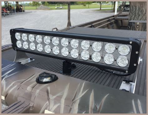 duck boat led lights outboard boat accessories pro drive outboards