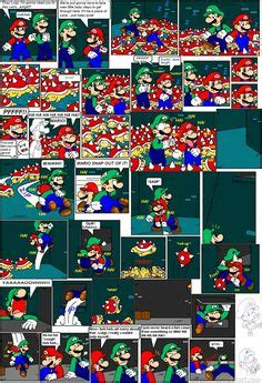 Mario Bros 41 mario bros page 41 by nintendrawer deviantart on