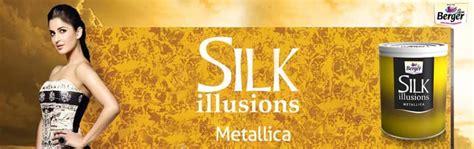 silk illusions metallica metallic designer paint berger