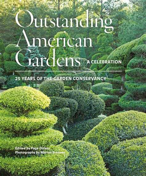 quot outstanding american gardens quot media kit the garden