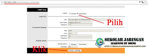 bug telkm setting modem speedy telkom indihome untuk menghilangkan