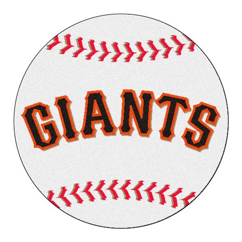sf giants rug fanmats mlb san francisco giants white 2 ft 3 in x 2 ft 3 in accent rug 6539 the