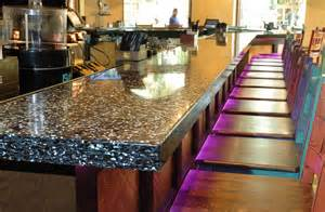 Recycled Countertops Recycled Glass Countertops Commercial Interior Design