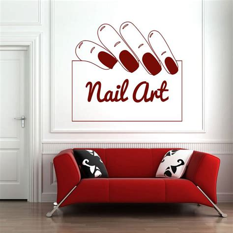 Window Decals For Nail Salon by Buy Wholesale Nail Posters From China Nail