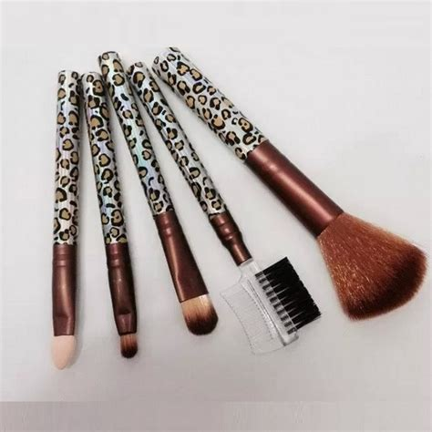 Kuas Make Up Brush 5 In 1 5in1 Toko Tessa soft cosmetic make up brush 5 set kuas make up jakartanotebook