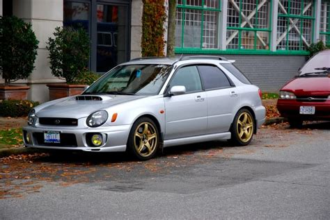 subaru bugeye wagon any write ups for bugeye to 04 05 front end conversion