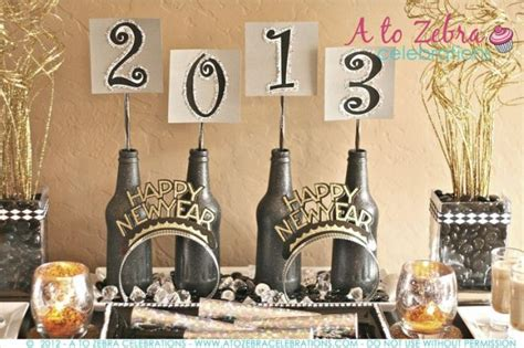 new year party decoration ideas at home 30 sparkling new year s eve diy party decorations