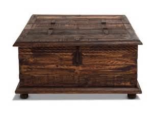 Rustic Trunk Coffee Table Rustic Coffee Table Trunk Weir S Furniture