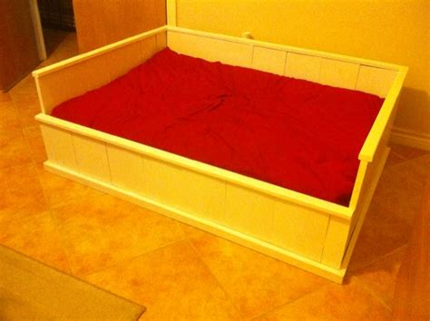 dog bed plans pdf diy dog bed woodworking plans download wooden clocks