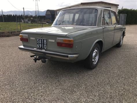 Lancia 2000 For Sale Lancia 2000 Sedan Excellent One Owner Not Fulvia With