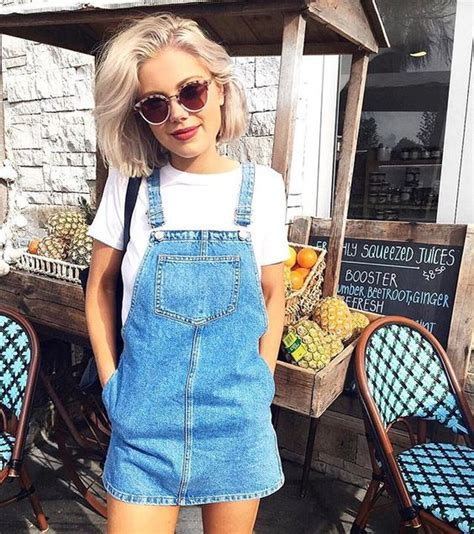 Overall Maxi Longdress Wanita Jumpsuit Rok Dress Denim Xl Jumbo 30 brunch ideas for sunday bruch with girldriends