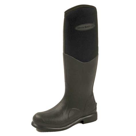the muck boot company the muck boot company colt black the original
