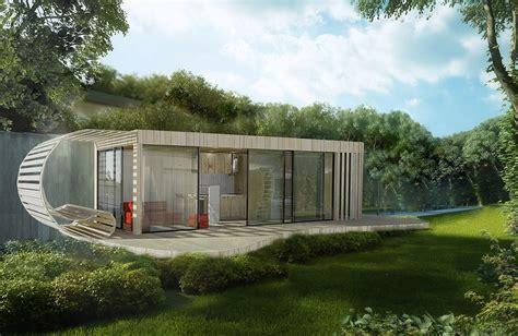 maisons de jardin en bois 3 studios bois ind 233 pendants 224 poser dans jardin la maison bois par maisons bois