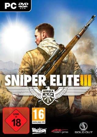 Kaos Sniper 3 sniper elite 3 kaos repack bks repacks