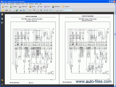 free wiring diagram and service manual for a 2012 kia sorento nissan forklift 2010 service manual