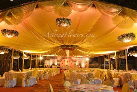 Wedding Decoration Ideas With Drapes   Wedding Decorations