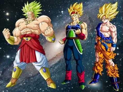 imagenes de goku lejendario dbz teoria de quien es el original super sayayin