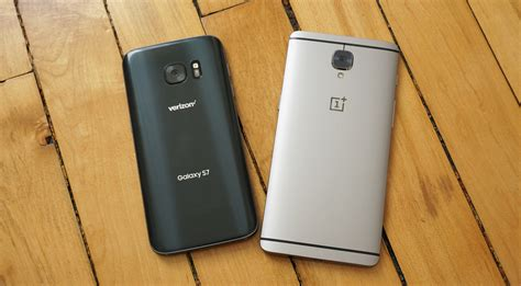3 Samsung S7 Samsung Galaxy S7 Vs Oneplus 3 Premium Android At Any Budget Extremetech