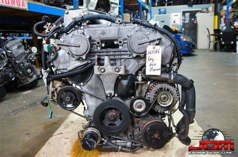 nissan engine jdm vq35de engine only jdm engine world
