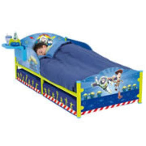 toy story bed cot bed or junior bed mattress to fit disney toy story