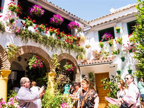 Cordoba Patio Festival by The Patios Festival In Cordoba Culture And Nature In One