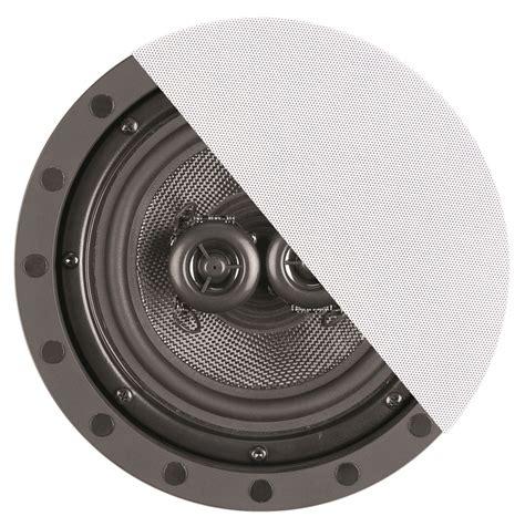 Single Stereo Ceiling Speaker by Speaker City Sells Speakers Drivers Audiophile Loud Oem