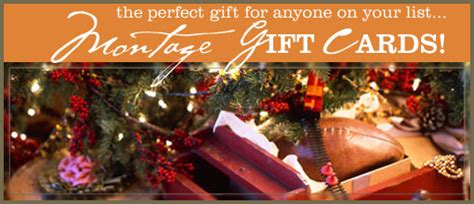 Montage Gift Card - you can t go wrong with a montage gift card tiny oranges oc mom blog inspiring